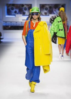 Moschino by Jeremy Scott Fall Winter 2015 1f7af29bd74