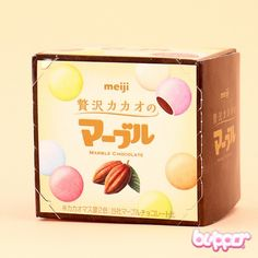 Meiji Marble Chocolate