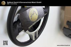 #BMW Lenkrad #Lederarbeit