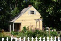 Faust Park Historic Village, St. Louis, Missouri:  http://www.stlouisco.com/ParksandRecreation/ParkPages/Faust/HistoricVillage