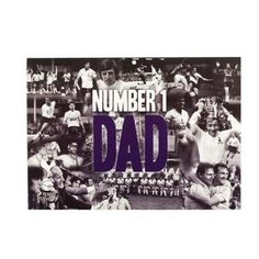 2012 Spurs Fathers Day Card. £2.50