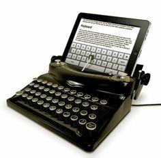 Typewriter for iPad