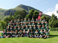 The Team from Easylife Kitchens during our 4 day 'Think Tank 2014' held at the Cathedral Peak Hotel in the Drakensberg.