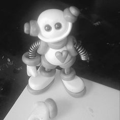 Work in progress, grungy bot