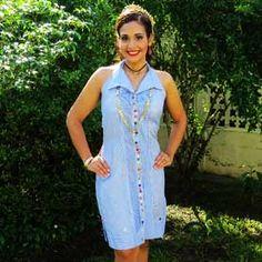 Estilizado Tono sueños Glamour, Summer Dresses, Womens Fashion, Casual, Cute, Outfits, Folklorico Dresses, Folklore, Ladies Capes