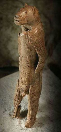-Oldest figurative art piece- Löwenmensch - about 40.000 years old, the oldest known uncontested sample of figurative art yet discovered.