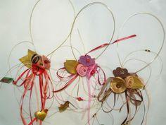Πήλινα Διακοσμητικά : Μπρανς Λουλούδια Holi, Clay, Easter, Wreaths, Home Decor, Clays, Decoration Home, Door Wreaths, Room Decor
