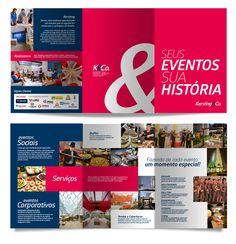 Catálogo impresso