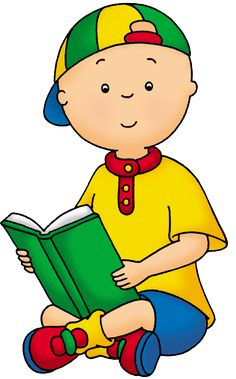 Back to School with Our Favorite Caillou Episodes! - Kidoodle.TV
