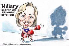 Granlund cartoon: Hillary 2016 bid: http://www.uticaod.com/article/20150413/NEWS/150419799/2011/OPINION