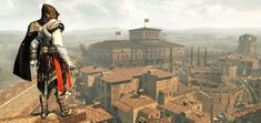 'Assassin's Creed: The Ezio Collection' trilogy: Trailer, gameplay, release date - Business Insider Assassins Creed 2, Assassins Creed Odyssey, Assassin's Creed Identity, Hack And Slash, Sega Genesis, Assassin's Creed Multiplayer, Assassin's Creed Film, Connor Kenway, All Assassin's Creed