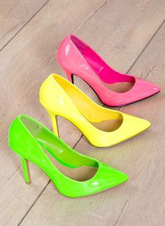 Szpilki Es Paradis Green High Heels / Szpilki / Obuwie damskie - Modne buty, stylowe ubrania i obuwie damskie, sklep z butami i ubraniami, modne buty letnie i zimowe - DeeZee.pl