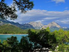 *to delight in natural beauty* by werner boehm *, via Flickr ~ Olympos National Park, Turkey