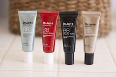 BB creams from Dr. Jart+