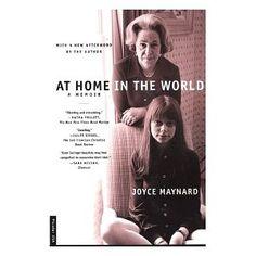 Joyce Maynard's memoir featuring her encounter with J.D. Salinger