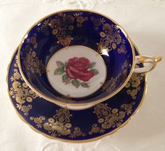 Hey, I found this really awesome Etsy listing at https://www.etsy.com/listing/242063401/cobalt-paragon-china-tea-cup-and-saucer