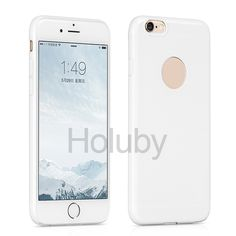 HOCO Sugar Series Breghten TPU Back Case for iPhone 6/ 6S - White