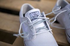 HYPE STREET CULTURE | French Online Magazine for Street Culture: Nike SB Stefan Janoski - White