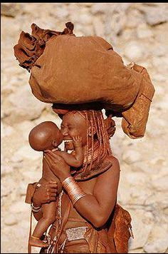 A mother-son bond is something unique and always make believe in a better future..We loved this photograph... Made us :)