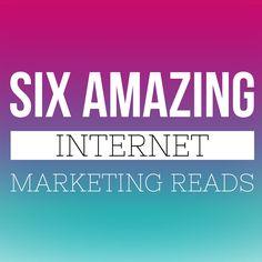 Six useful and amazing Internet Marketing reads via Terra Andersen #seo #sem #internetmarketing #business #marketing #advertising