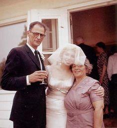 Свадьба с Артуром Миллером