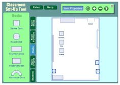 technology rocks. seriously.: Classroom Set-Up Tool