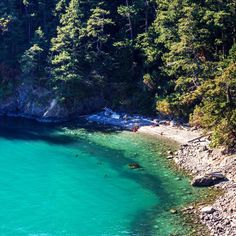 Deception Pass State Park, Washington - The Best Beaches in the USA - Coastal Living