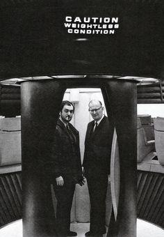 Kubrick & Clark