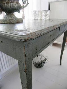 Ett gammalt bord