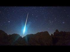 Noviembre Fenomenos celestiales, Lluvias de meteoritos y 'baile' de plan...