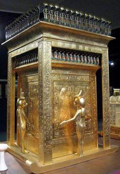 Der goldene Schrein#Tutanchamun