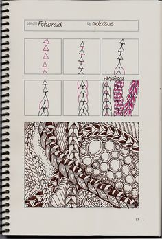 Fohbraid~Zentangle