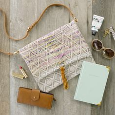 DIY Purse made from a Placemat