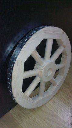 Купить Колесо от телеги - декоративное колесо, колесо для телеги, деревянное колесо, колесо, для сада, для дачи