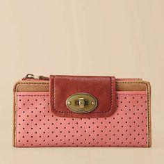 The matching Mason Rose wallet!