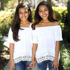 Cute Mixed Girls, Cute Mixed Babies, Cute Black Babies, Beautiful Black Babies, Cute Twins, Beautiful Children, Black Twins, Indian Baby Girl, Cute Baby Girl Outfits