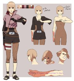 So, new naruto oc, made especially to be apart of rei-koumei 's new clan! Akagari Clan : Open Basic info here, more detailed info will come later, for now I just wanted to get this up lol. Her...