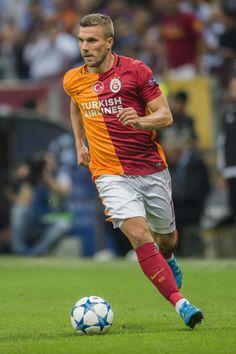 Lukas Podolski - Galatasaray