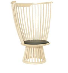 Fan Easy Chair By Tom Dixon.