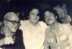 Vínicius, Tom e Chico