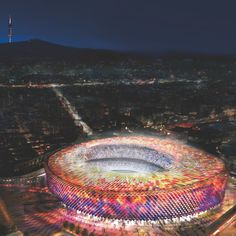 Camp Nou by Foster + Partners 2