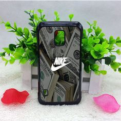Nike Dollars Background Samsung S5 Cases haricase.com