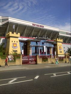 A real slice of East London awaits visitors to West Ham's stadium.