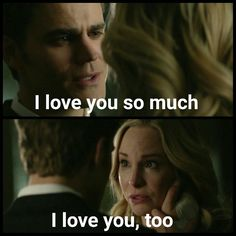 "The Vampire Diaries Season 8, Episode 16 (series finale): ""I Was Feeling Epic"" #Steroline"