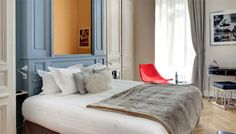 A new charming and romantic boutique hotel in Bordeaux