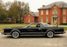 1979 Lincoln Mark V.