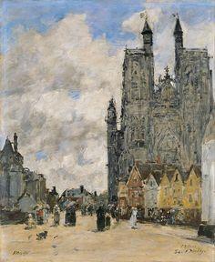 Eugène Boudin: Impresionismo y paisaje - Trianarts