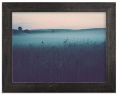 """""""Mystery"""" - Art Print by MalgoS in beautiful frame options and a variety of sizes."""
