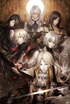 Safebooru is a anime and manga picture search engine, images are being updated hourly. Castlevania Games, Castlevania Anime, Castlevania Netflix, My Fantasy World, Dark Fantasy, Fantasy Art, Video Game Art, Retro Video Games, Manga Anime