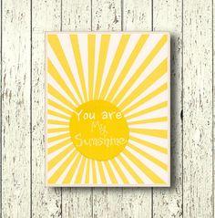 Sunshine In My Heart by Sophia on Etsy